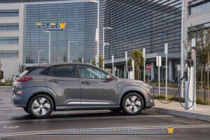 Электрокар Hyundai Kona Electric