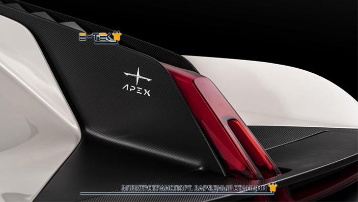 суперкар APEX AP-0