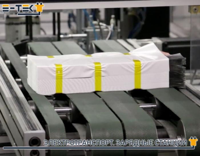 Изготовление АКБ для электромобилей