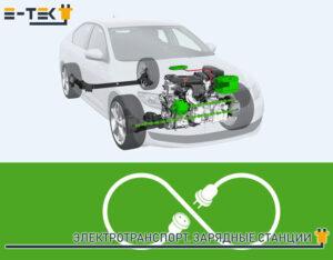 Рекуперация энергии в электромобилях