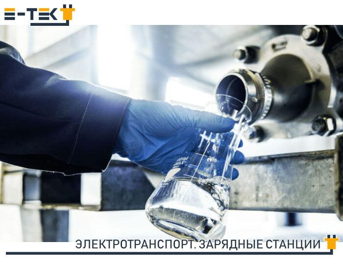 Утилизация АКБ от электромобилей